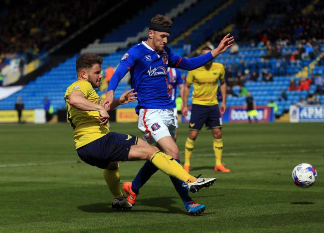 Patrick Brough began his career at hometown club Carlisle United