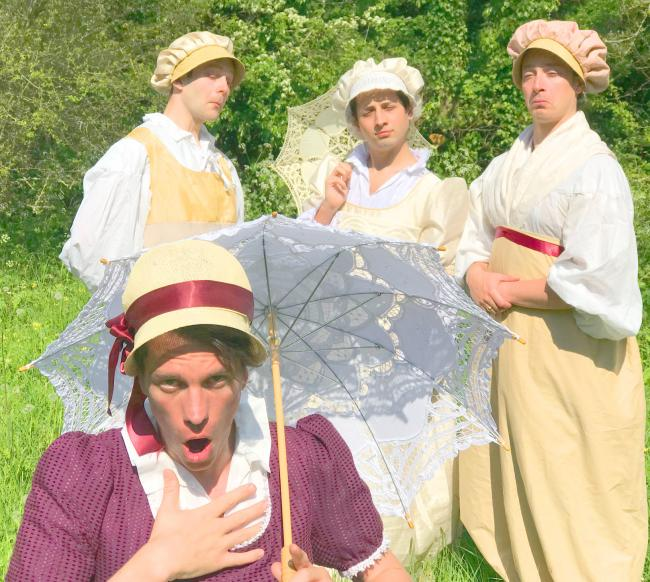 TOUR: Festival players are returning to Ford Park on Saturday July 20 with open-air Shakespeare