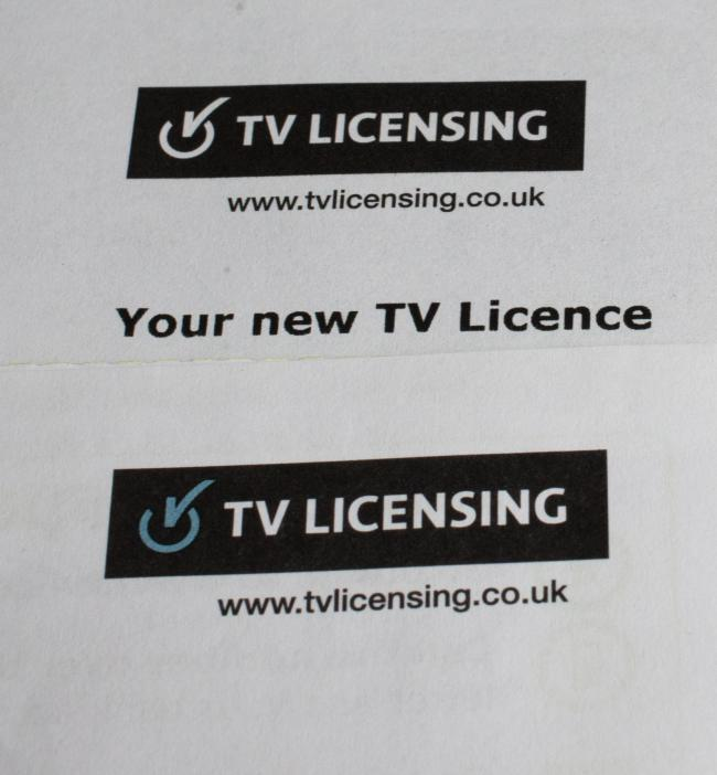 File photo dated 25/03/14 of a TV licence, as the annual TV licence fee will increase to £150.50 from £147 from April 1, it has been announced. PRESS ASSOCIATION Photo. Issue date: Thursday February 22, 2018. See PA story MEDIA B