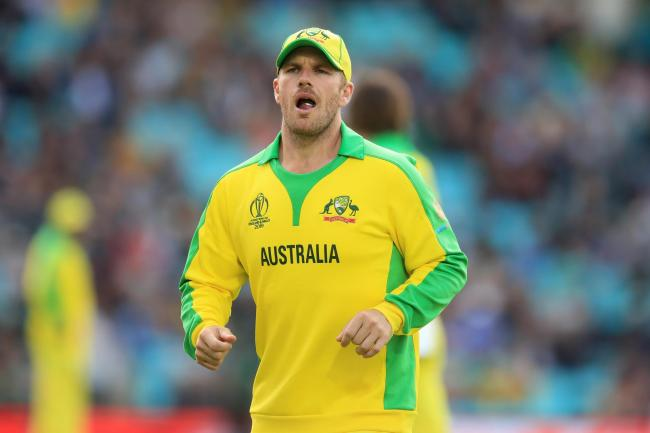 Aaron Finch will hope to captain Australia to another World Cup success