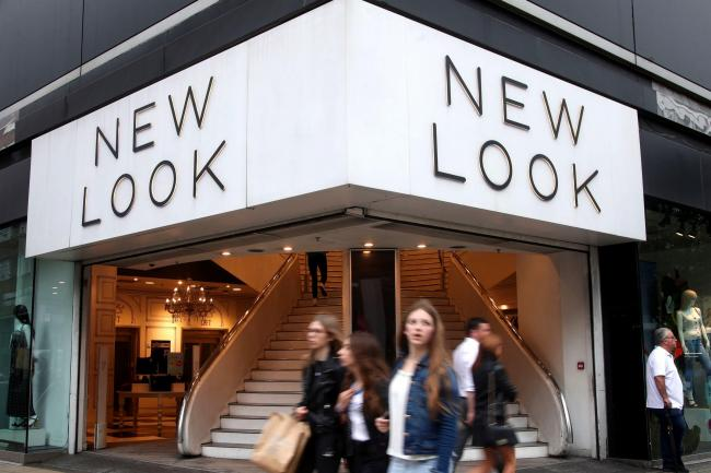 A New Look store