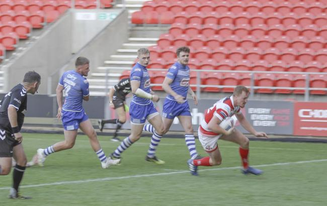 Barrow Raiders were really unlucky to lose at Leigh