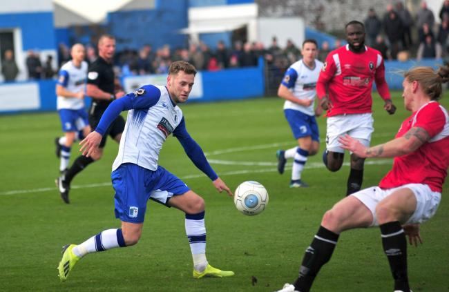 RARING TO GO: Jack Hindle can't wait to find out Barrow AFC's first fixtures               Picture: Donna Clifford
