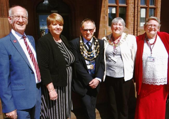 VISIT: Major to attend key community events in Barrow
