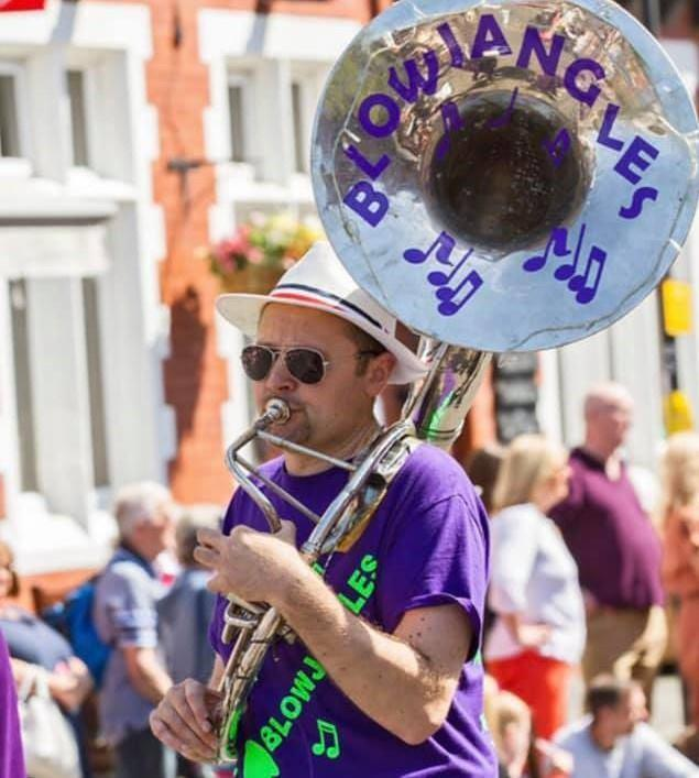 EDWARDIAN:Blowjangles Street Band will be performing live at Grange Edwardian Festival