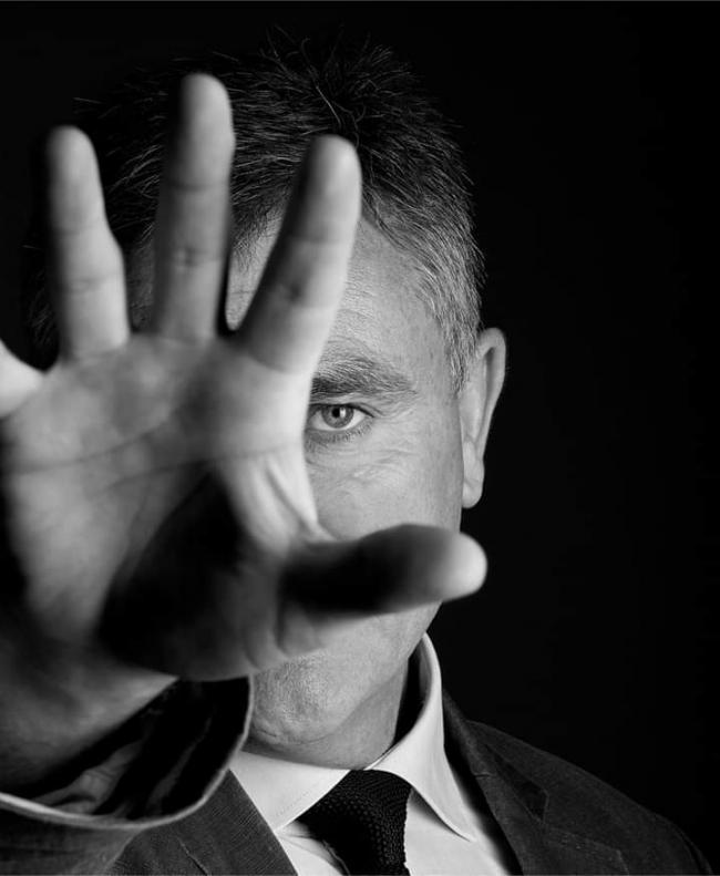 TALK: Andy McNab will be coming to Barrow to talk about his time in the SAS and the career which made him the most highly decorated serving soldier