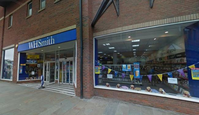 Online ad sparks fear WHSmith set to close