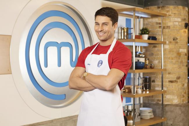 Undated BBC Handout Photo from Celebrity Masterchef. Pictured: Joey Essex. See PA Feature SHOWBIZ TV Essex. Picture credit should read: PA Photo/BBC/Shine TV. WARNING: This picture must only be used to accompany PA Feature SHOWBIZ TV Essex. WARNING: Use o