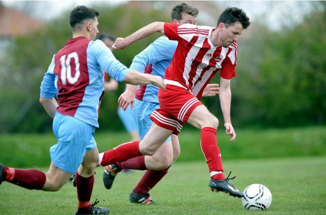 SCINTILLATING: Kirkby United were much too strong for Millom reserves