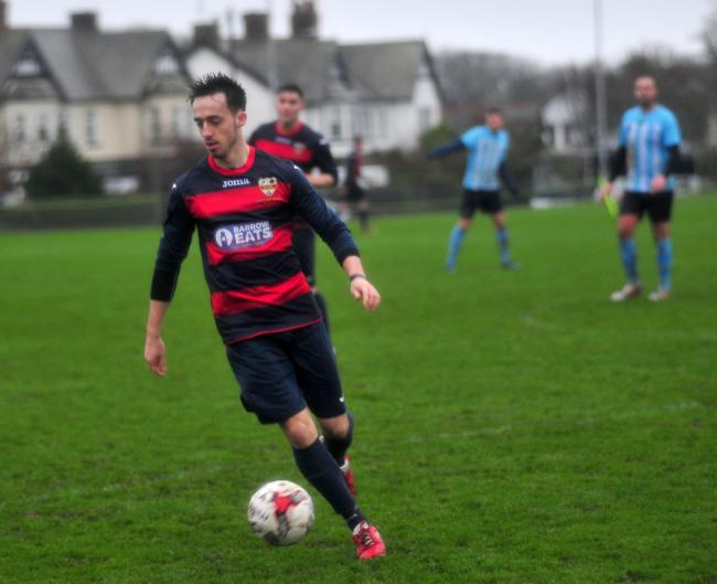 TURNAROUND: Hawcoat Park reserves let a two-goal lead slip against champions Croftlands Park
