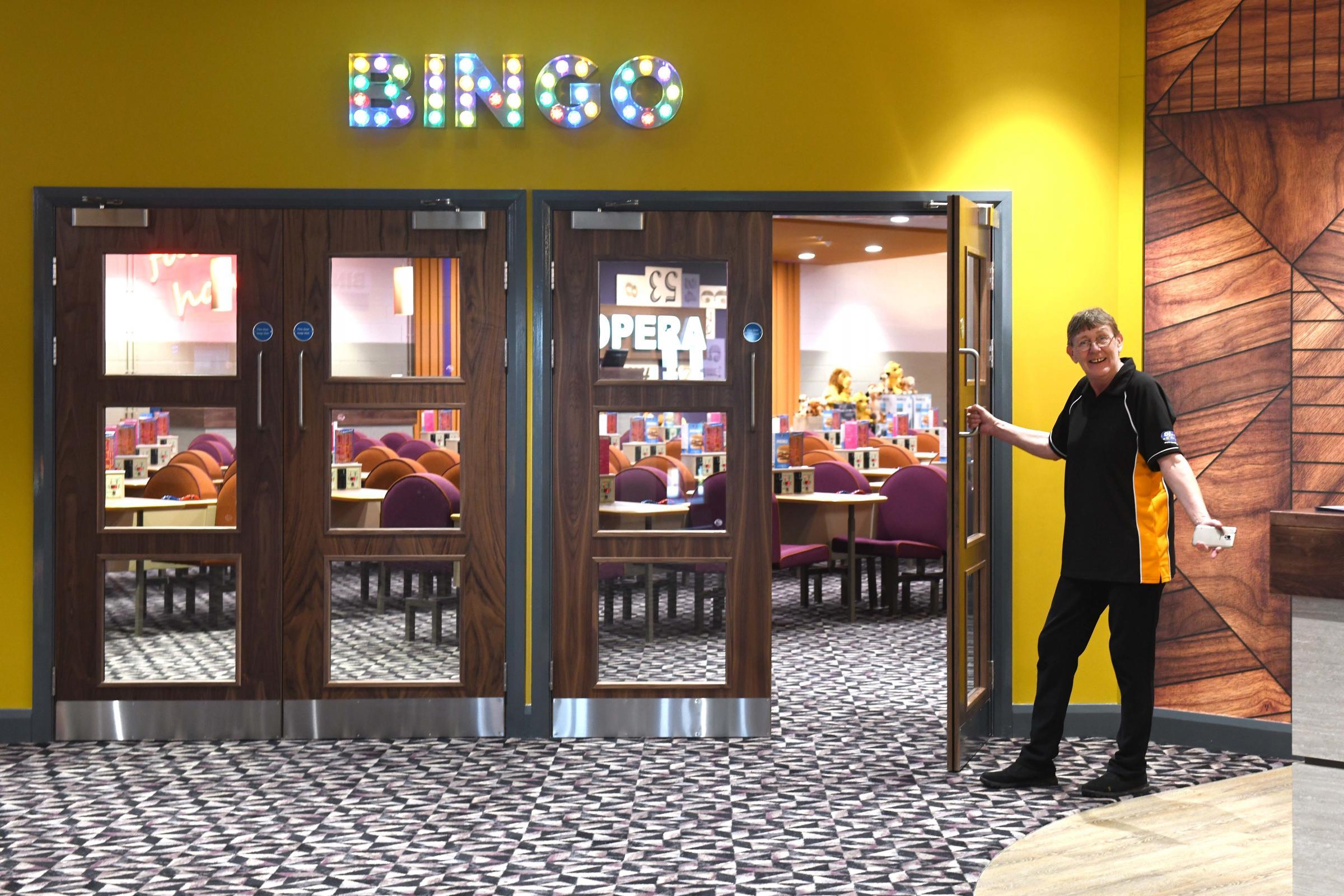 new bingo