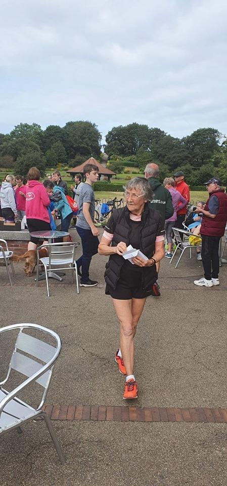 Gill Thompson, who has been described as a 'legend' within the running community, was a keen member of Barrow Parkrun.