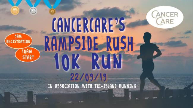 COASTAL: Barrow's 10k Rampside Rush to raise money for Cancercare