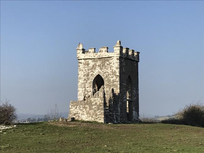 HISTORIC TOWER: Kirkhead Tower, in Kents Bank, reopens for one day