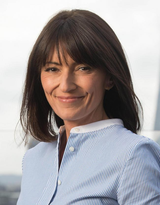 05/03/2018 PA file photo of Davina McCall. See PA Feature SHOWBIZ Quotes. Picture credit should read: David Parry/PA. WARNING: This picture must only be used to accompany PA Feature SHOWBIZ Quotes..