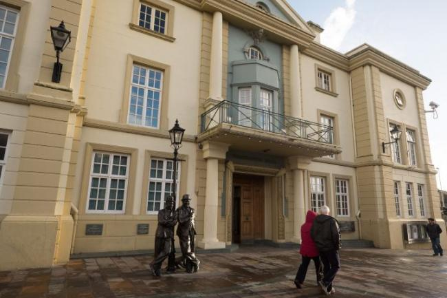 MEETING: The Coronation Hall in Ulverston