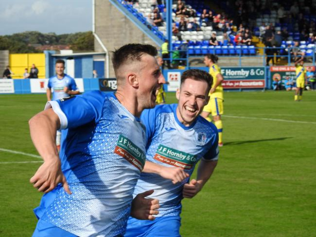 Barrow AFC have won their last two games after a difficult start to the season
