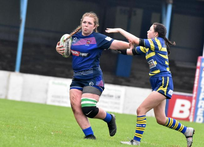 LEARNING CURVE: Barrow Ladies
