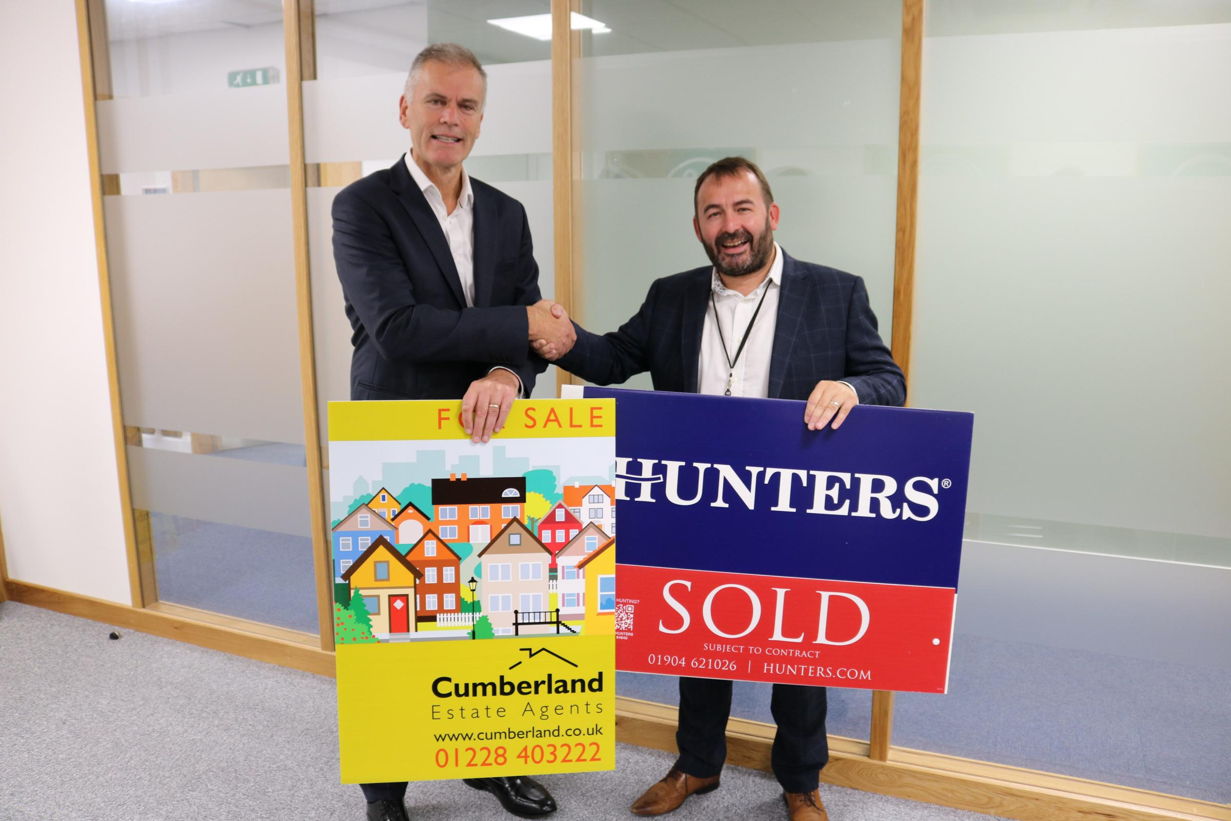Cumberland Estate Agents sold in management buyout | The Mail