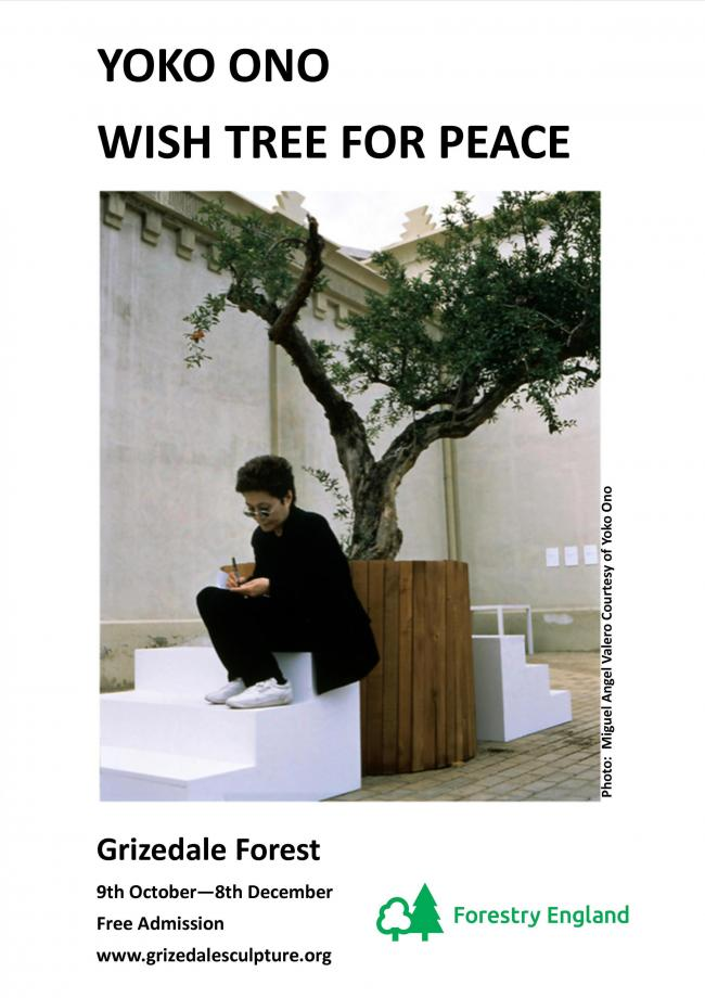 PEACE: Yoko Ono and the Wish Tree for Peace