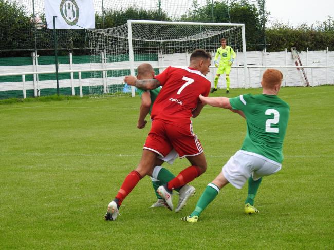 SETBACK: Holker Old Boys dropped to fifth in the table after their eight-goal thrashing at AFC Liverpool