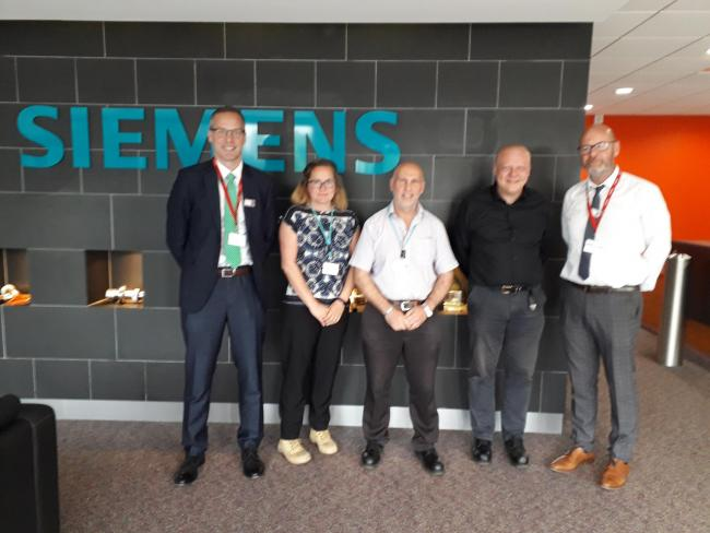 Siemens has joined forces with John Ruskin School in Coniston