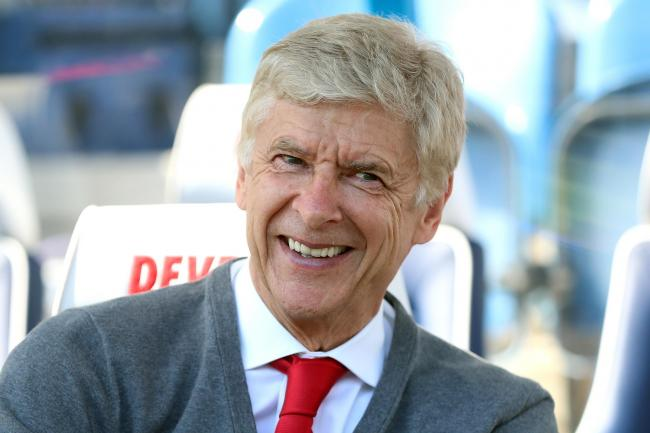 Arsene Wenger is set to speak to Bayern Munich over their vacant managerial post