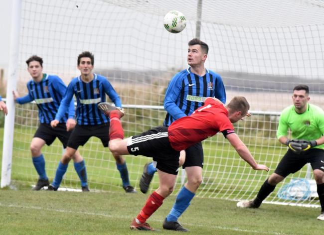 UPWARD CURVE: Askam United have two cup semi-finals to look forward to in the weeks ahead