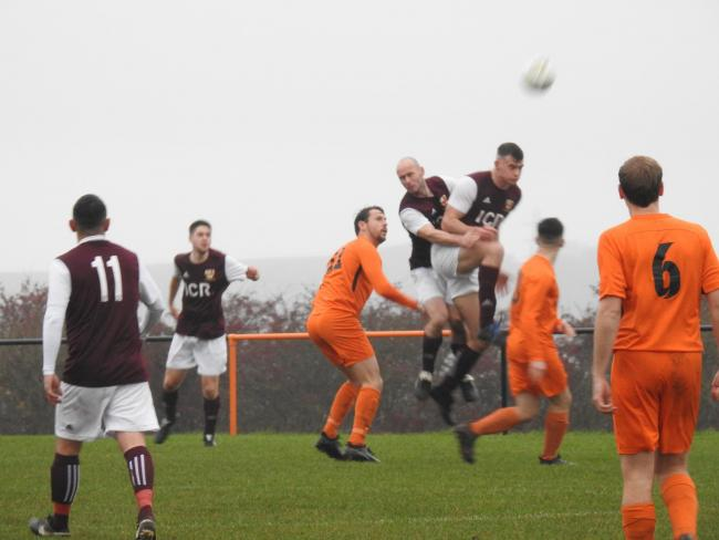 KEY CLASH: Crooklands Casuals are five points ahead of Ulverston ahead of tomorrow's game