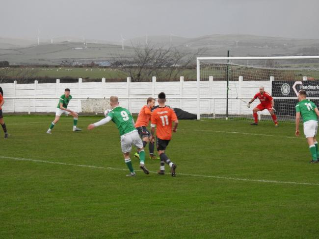 LOOKING UP: Holker Old Boys have a chance of challenging for a play-off place in the remainder of the season