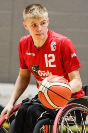 Tyler Baines is in the squad for four of GB Academy's five games against Spain