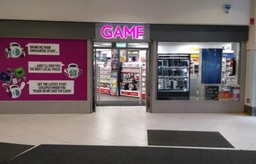 Game To Close 40 Stores Across The Uk The Mail