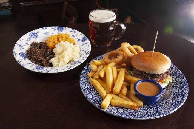 PUB: Celebrate Burns' Night at the Furness Railway