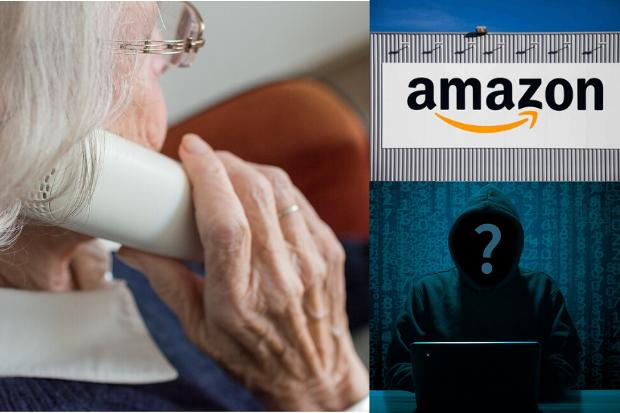 If Amazon calls you out of the blue - hang up.