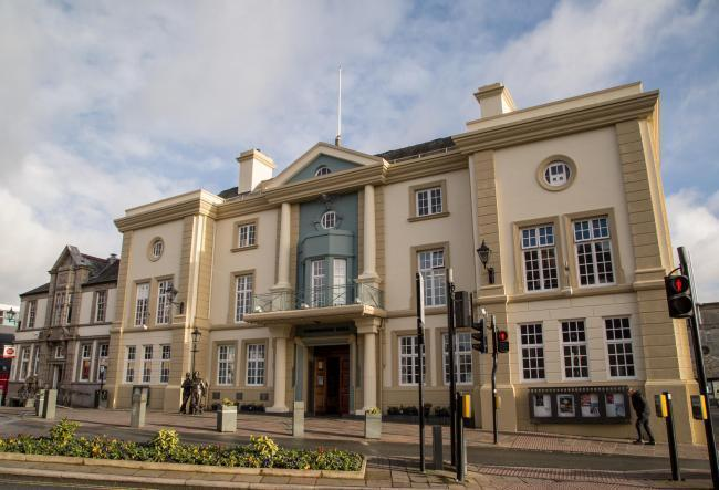FESTIVAL: The event will take place at the Coronation Hall