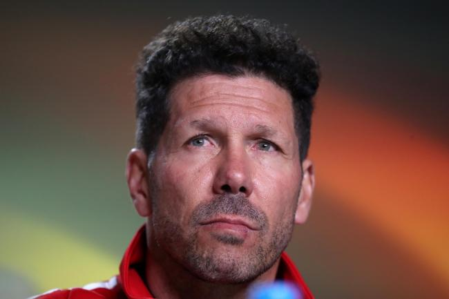 Diego Simeone's Atletico Madrid host Liverpool on Tuesday