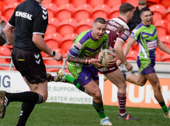 NEED TO PLAY: Barrow Raiders don't wish to just sit tight during the autumn, like some other clubs