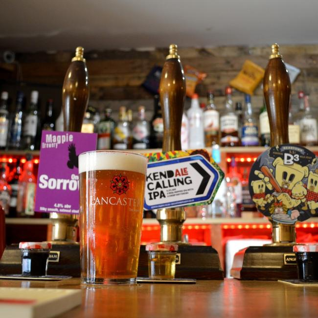 ANNOUNCED: Ale trail for Kendal Calling