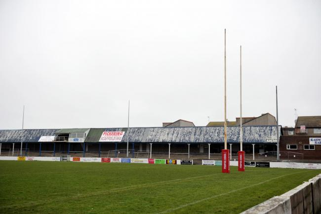 HOME: Barrow Raiders' Craven Park.