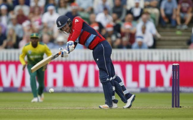 Liam Livingstone previously played in two T20 matches for England in 2017