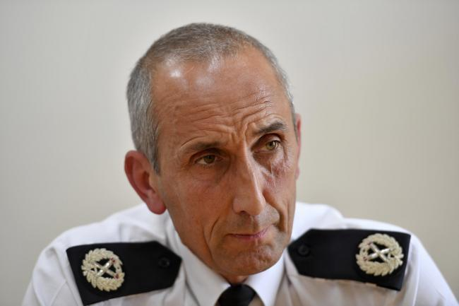 Assistant Chief Constable Andy Slattery has spoken out about those who flout lockdown rules.