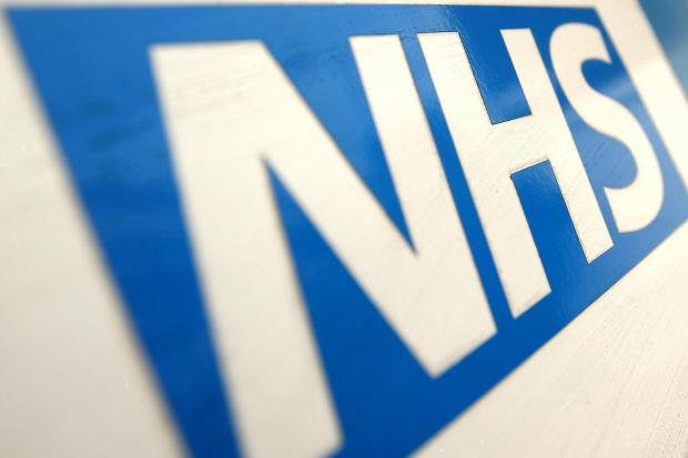 "File photo dated 07/12/10 of the NHS logo, as pressures on the NHS have ""escalated rapidly"" over the festive period with hospitals experiencing significant bed shortages,  leading doctor Dr Nick Scriven, president of the Society for Acute Medici"