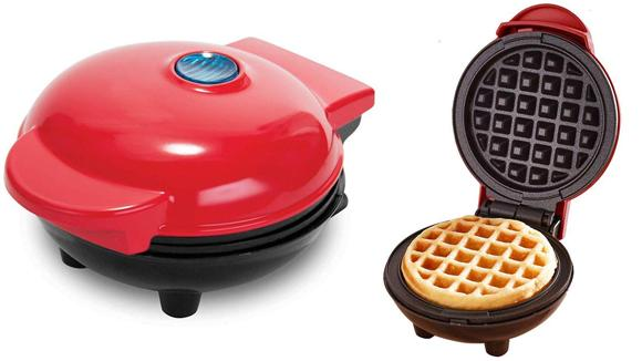 The Mail: Waffles are always a good call. Credit: Elezenioc