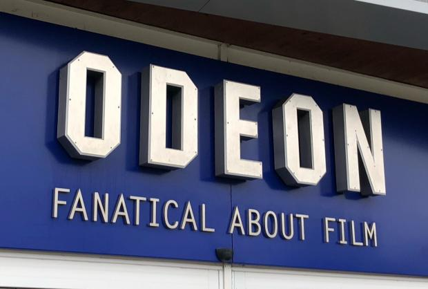 The Mail: Odeon. Picture: PA Wire