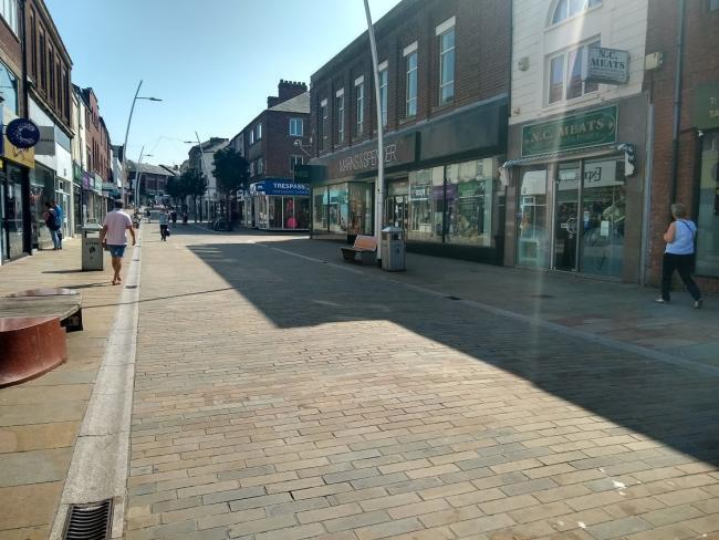 High streets to share in parts of a £50m boost from the Government