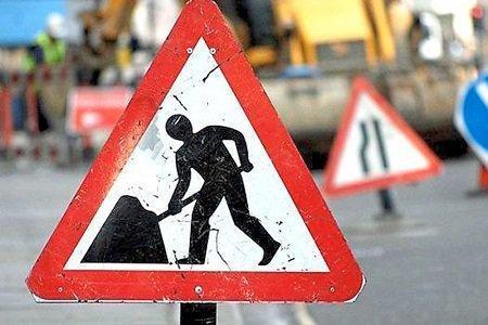 Works are planned for the A590