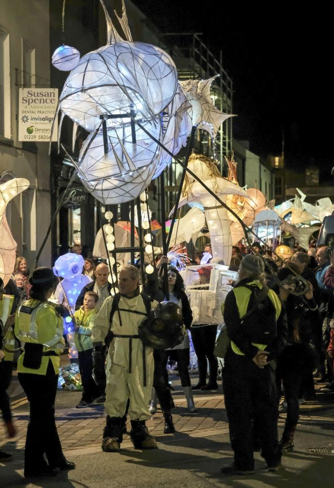 ONLINE: Ulverston Lantern Festival is going virtual this year