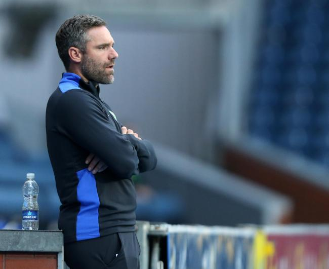 BOOKIES' FAVOURITE: David Dunn
