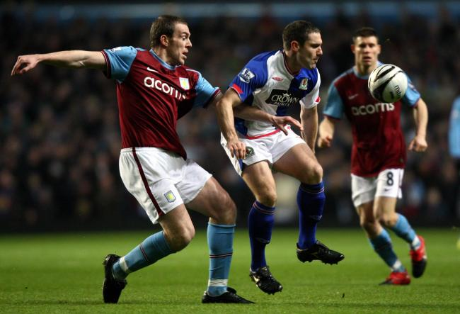 David Dunn made 378 appearances across two spells at Blackburn Rovers