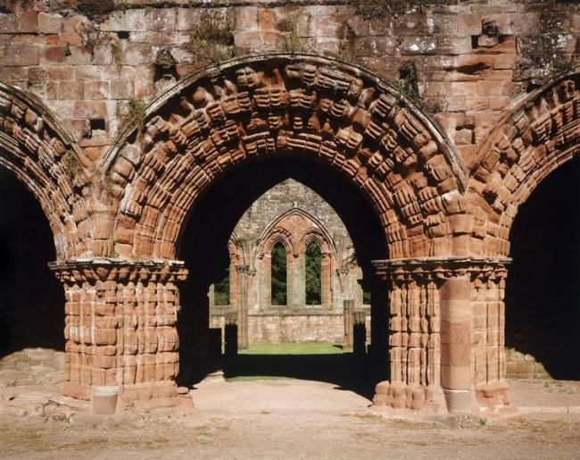 RESTORATION: English Heritage will spend £650K securing Furness Abbey for the future